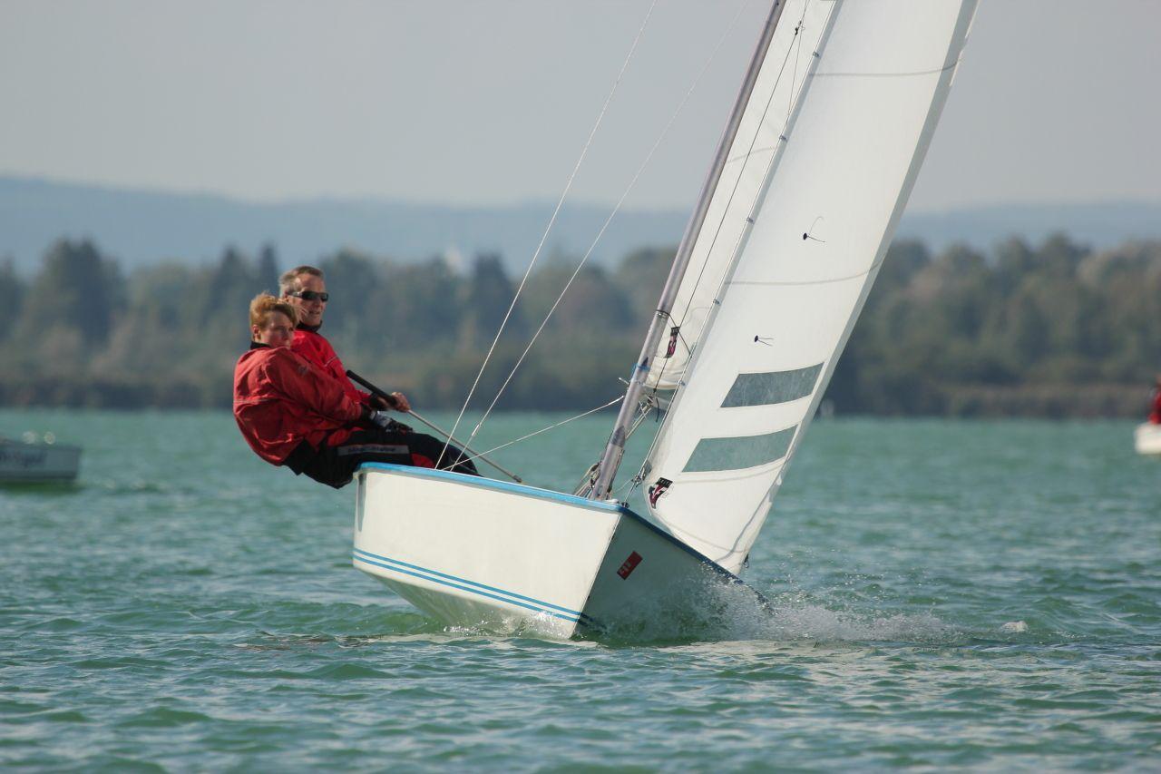 Genug Wind? Messwerte direkt vom See
