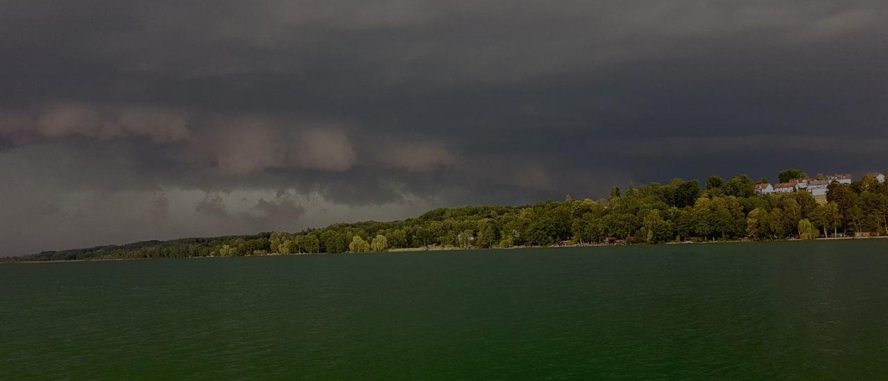 Kleine Pilsensee-Wetterkunde