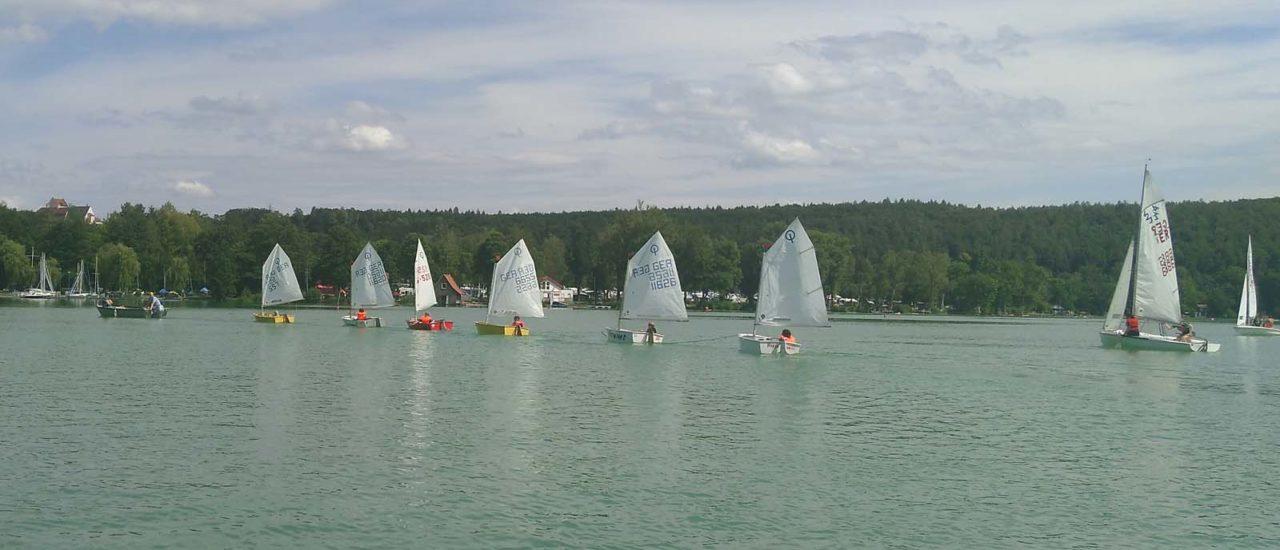 Jugend-Segelcamp ohne Camping!!